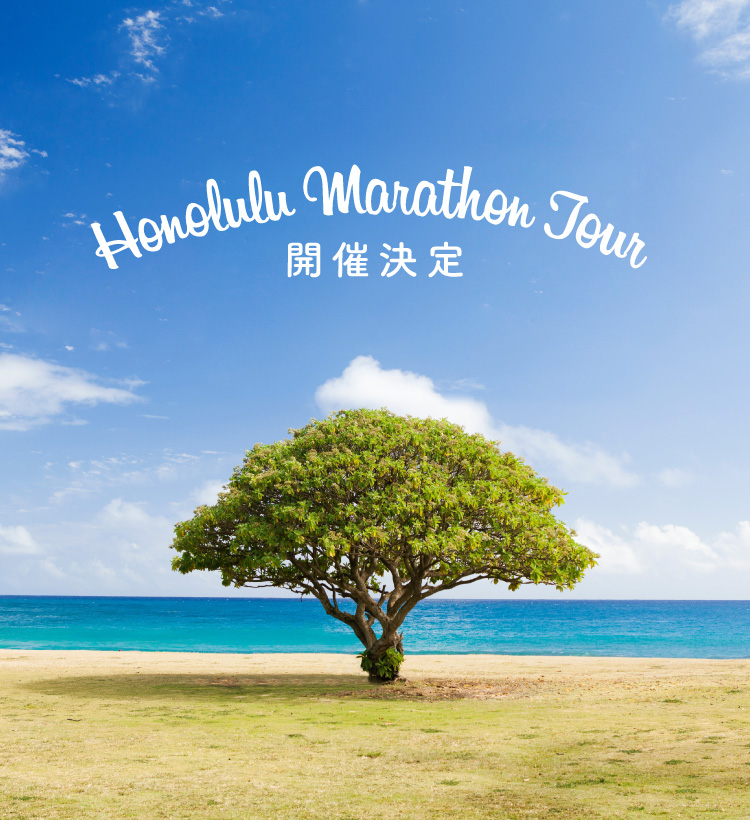 Honolulu marathon Tour