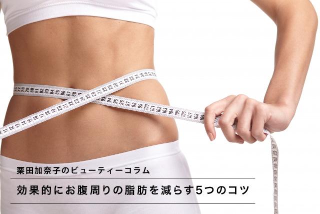 お腹 周り の 脂肪