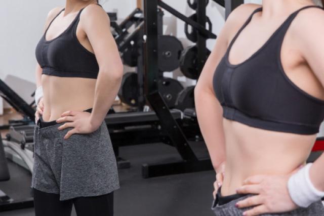 つける ため を に は 筋肉