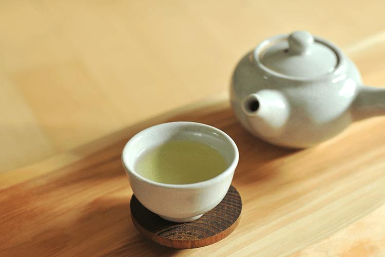 緑茶の成分と効果